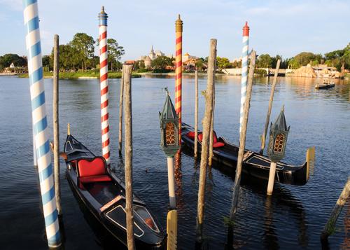 World Showcase Lagoon at Epcot