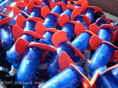 Squirt bottles