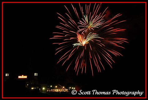 Fireworks, Baldwinsville, New York