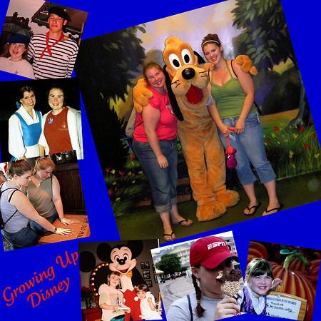 Scottwdw's Daughters Grow Up at Disney, Walt Disney World, Orlando, Florida