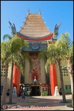Chinese Theater at Hollywood Studios