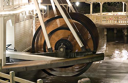 Liberty Belle Paddlewheel