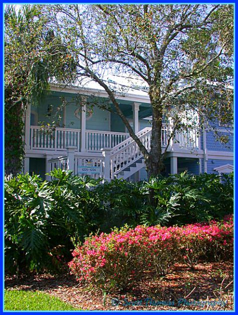 Old Key West DVC resort, Walt Disney World, Orlando, Florida