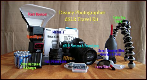 dSLR Travel Kit