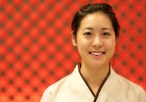 Shoko from Osaka, Japan