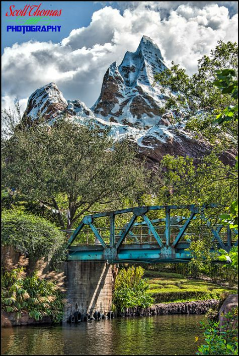 TExpedition: Everest in Asia at Disney's Animal Kingdom, Walt Disney World, Orlando, Florida