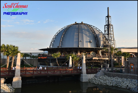 Planet Hollywood Observatory Restaurant at Disney Springs, Walt Disney World, Orlando, Florida