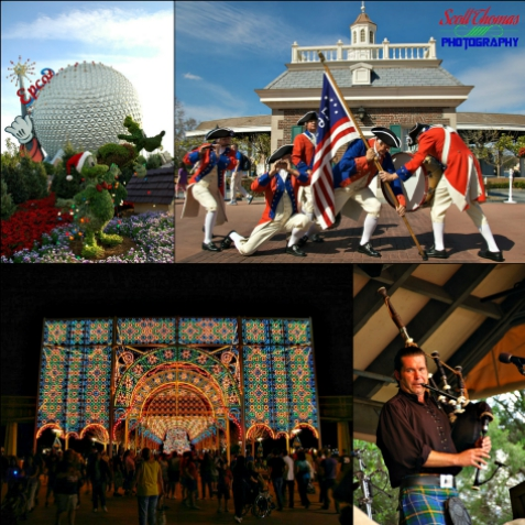 EPCOT in 2006, Walt Disney World, Orlando, Florida