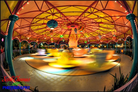 Teacups in Motion