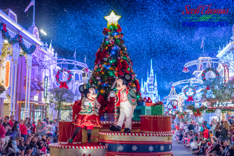 Make this a Christmas to Remember with the Ultimate Disney Christmastime Vacation Package