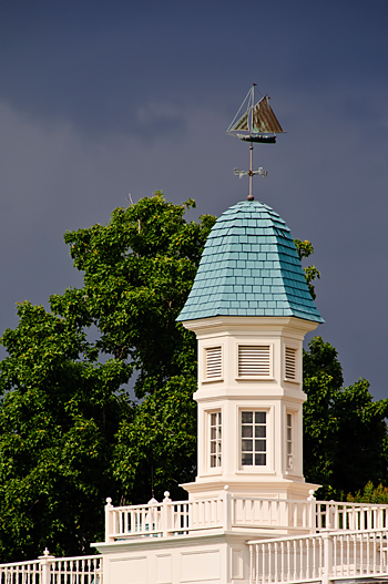 Liberty Square Weathervane
