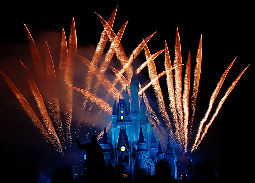 Hallowishes at the Magic Kingdom