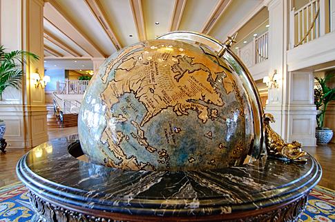 Yacht Club Globe