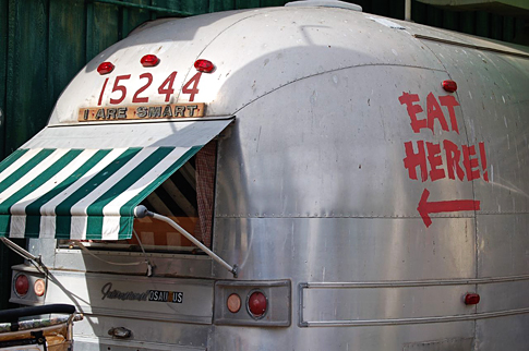 Restaurantasaurus Airstream