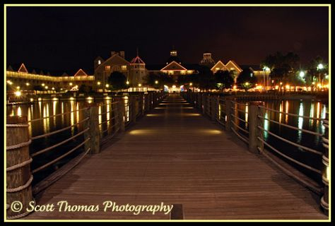 Yacht Club Resort, Walt Disney World, Orlando, Florida.