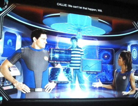 Habit Heroes - Epcot's Innoventions