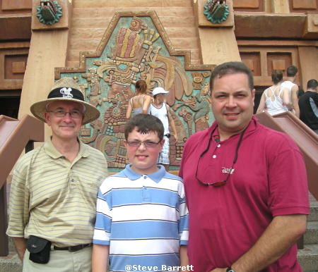 Marc Lorenzo, Josiah and Steve