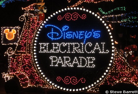 Main Street Electric Parade