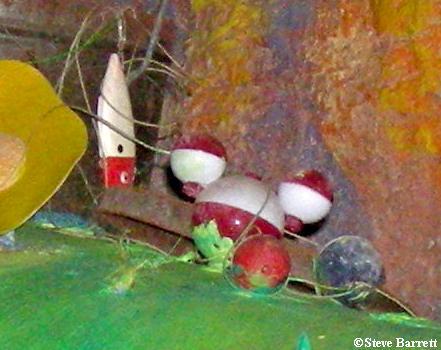 Splash Mountain Hidden Mickey