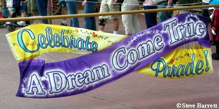 Move it! Shake it! Celebrate it! Parade