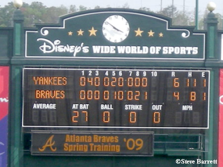 Disney's Wide World of Sports Spring Training
