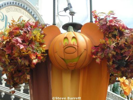 Mickey Pumpkins