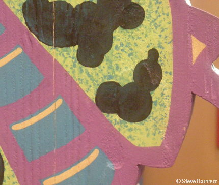 Hidden Mickey in Creature Comforts