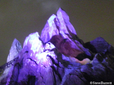 Expedition Everest Hidden Mickey