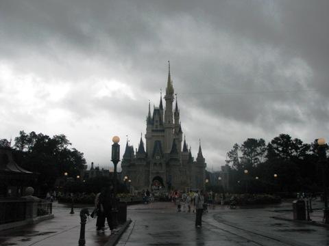 walt disney world castle christmas. Cinderella Castle