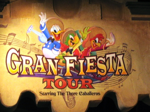 Epcot's Gran Fiesta Tour