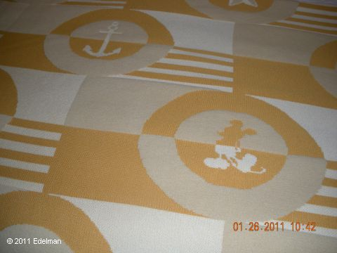Mickey Blanket