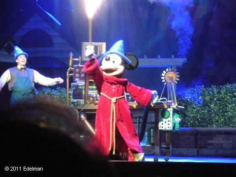Mickey I Believe!