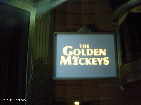 More Golden Mickeys