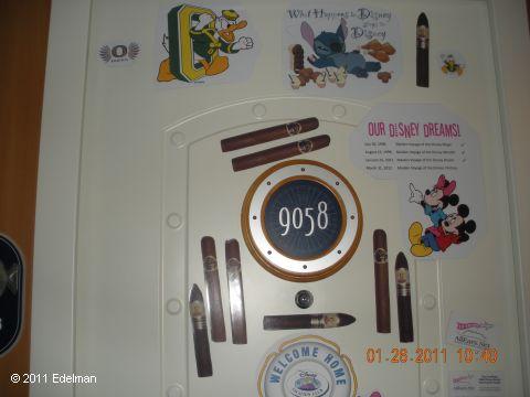 Stateroom 9058