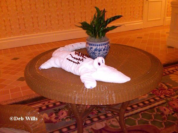 Towel Gator