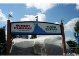 Summit Plummet and Slush Gusher Sign  - Blizzard Beach