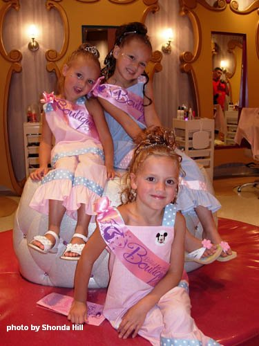 Bibbidi Bobbidi Boutique Salon At Disney Springs Marketplace And