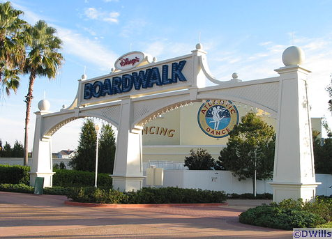Disney\'s BoardWalk and Epcot Resort Area - AllEars.Net