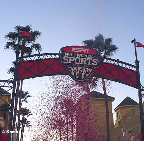 ESPN Wide World of Sports Entrance