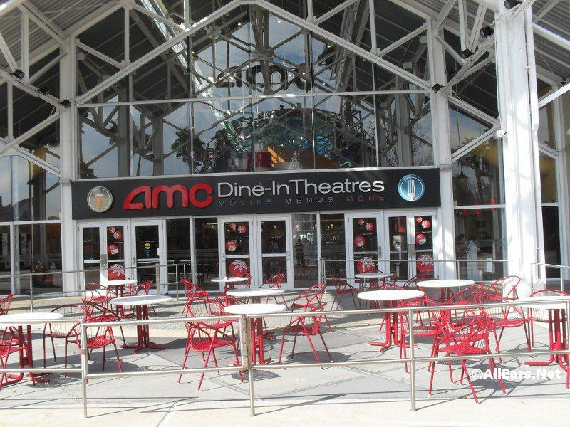AMC 24 Dine In Theatre