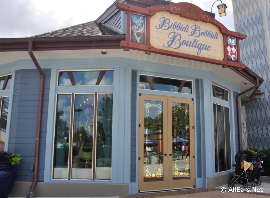 Bibbidi Bobbidi Boutique at Disney Springs