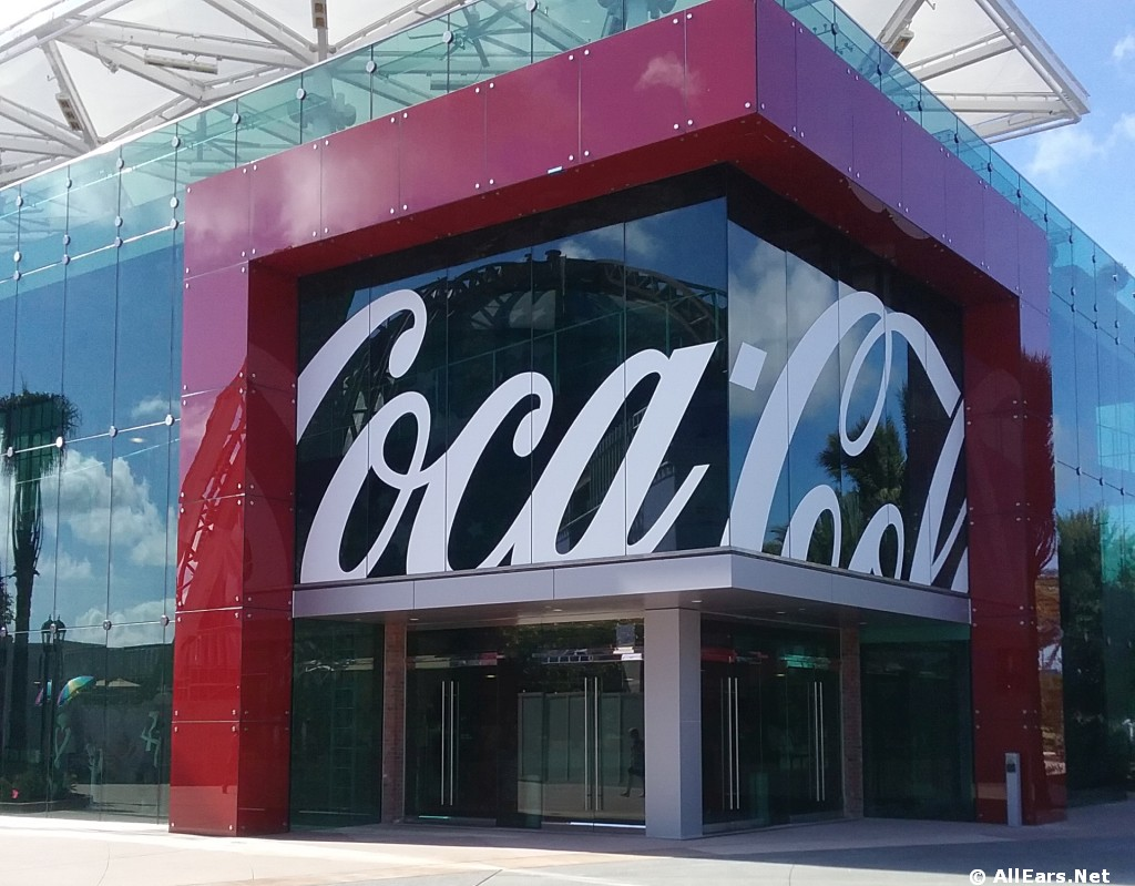 Coca Cola Store Photo Gallery