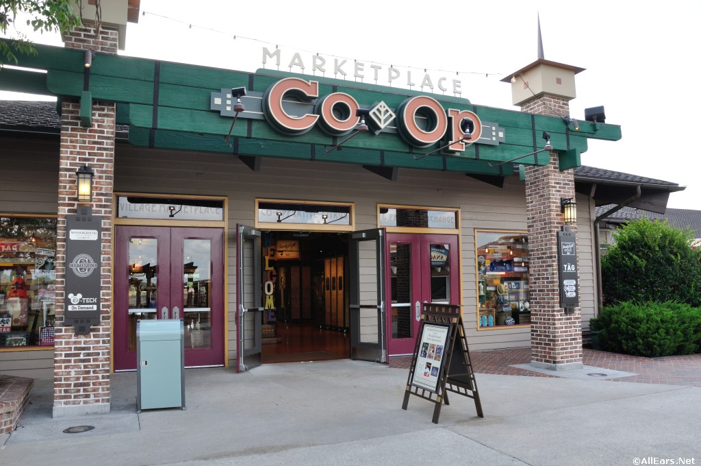 Marketplace Co-Op at Disney Springs