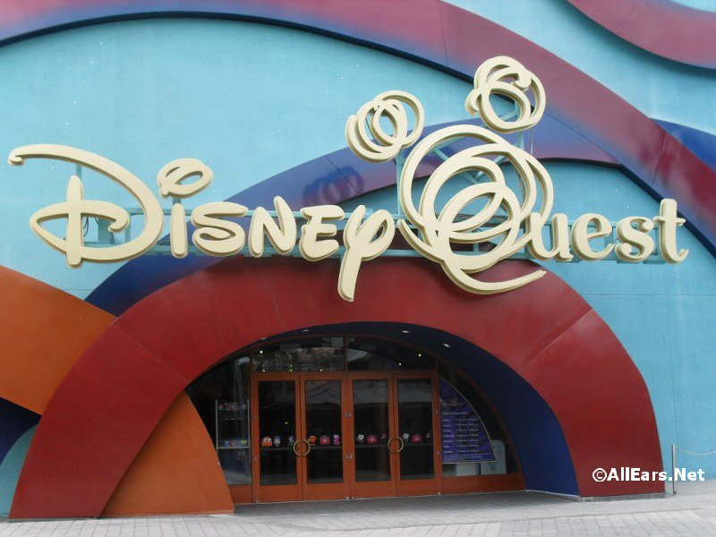 DisneyQuest, Home of Foodquest