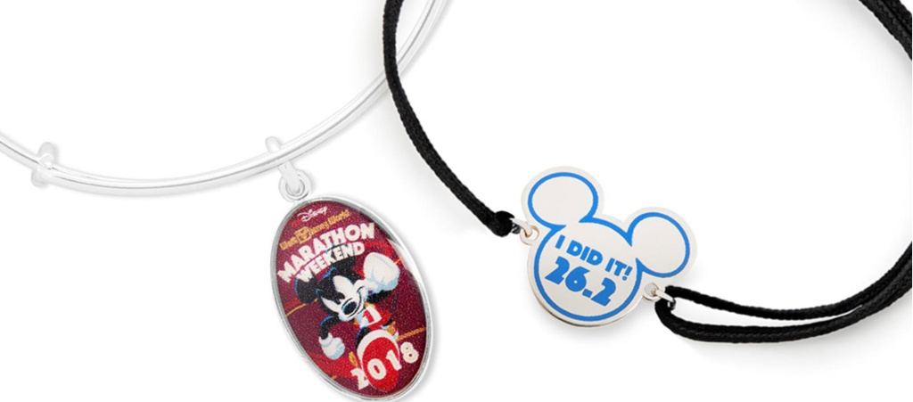 runDisney Alex and Ani bracelets
