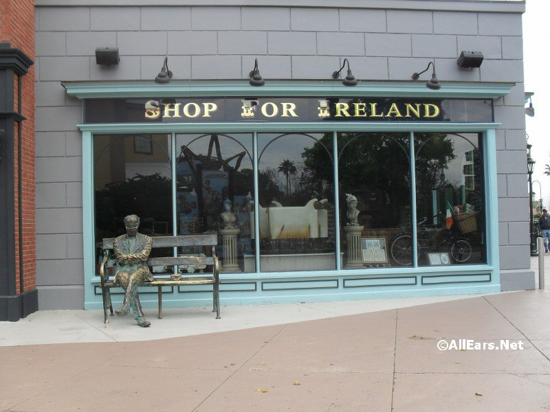 Shop for Ireland