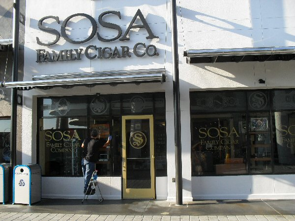 Sosa Family Cigars