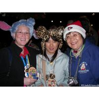 Deb, Michiko and Masayo at MVMCP