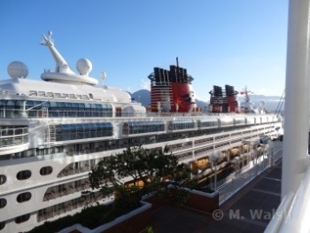 Disney Wonder Alaska Cruise