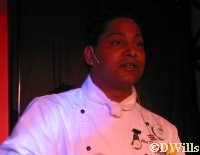 Cooking Demostration with Chef Panda from Animator's Palate